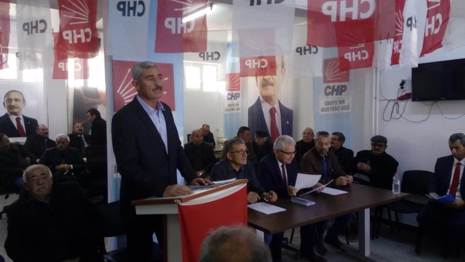 CHP'de 3. İlçe kongresi de tamamlandı