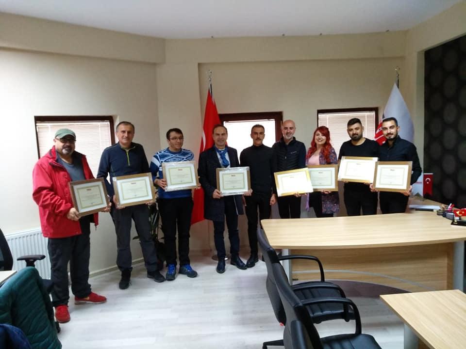 TÜRSAB Yönetim Kurulu üyeleri mazbatalarını aldı