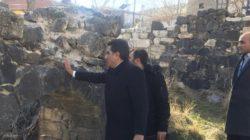 Başkan Çiftçi, ilçe turizminin gelişimi için çalışıyor