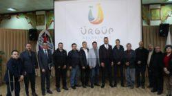 Ürgüp Belediyesi'nde Muhtarlar toplantısı yapıldı