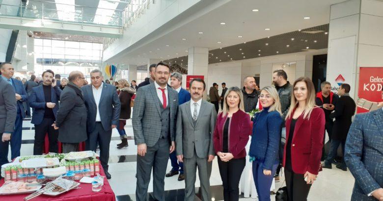 Bahçeşehir Koleji Nevşehir Kampüsü için tanıtım kokteyli yapıldı