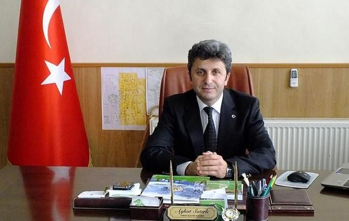 Orman Müdürü Aykut Satırlı veda etti
