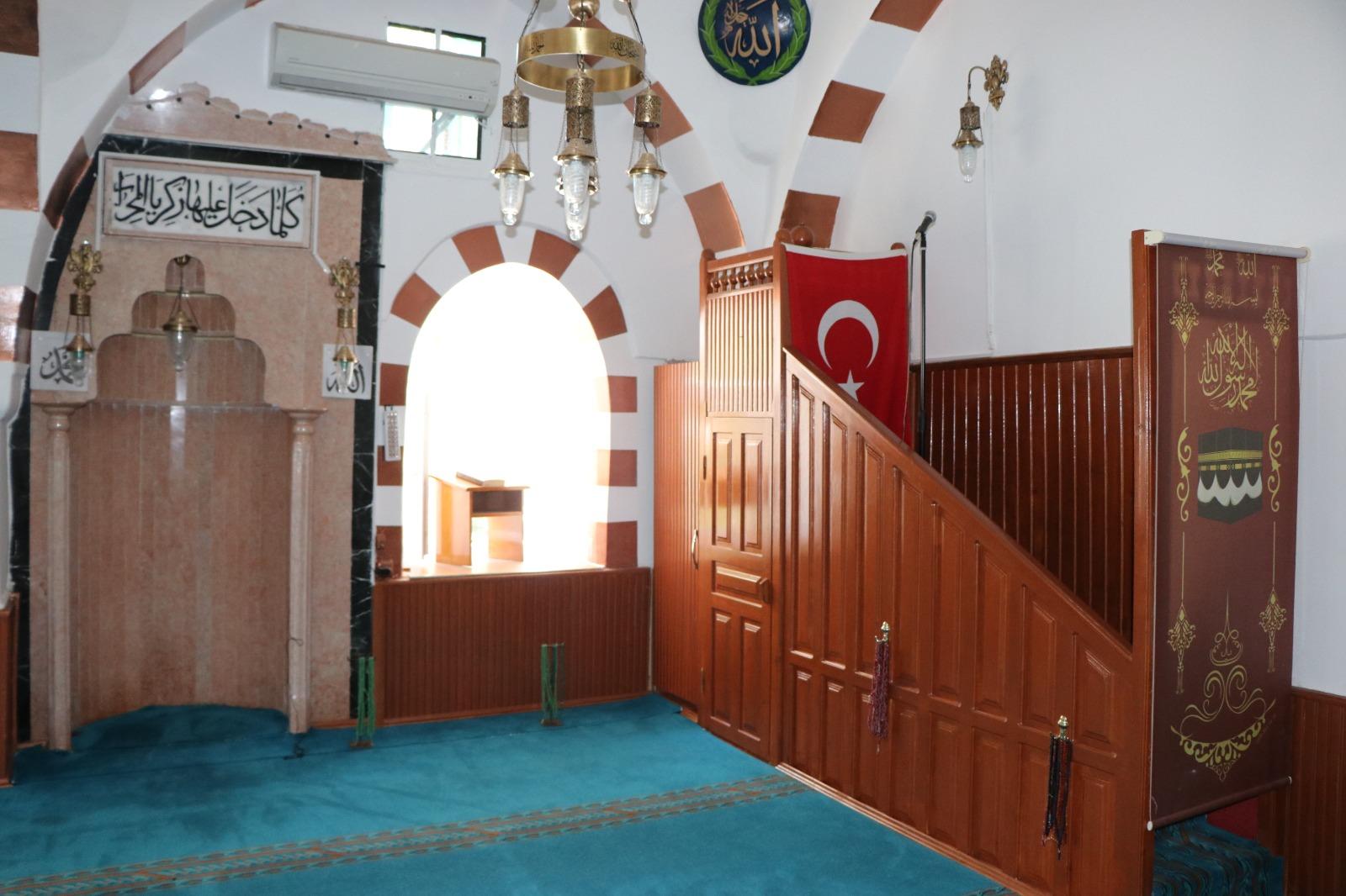 Nevşehir'de ki bu camiden Türkiye'de 2 tane bulunuyor