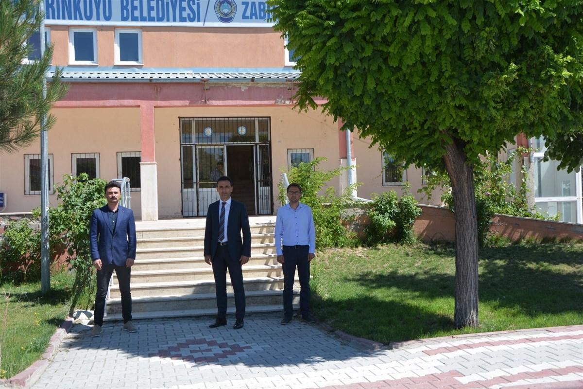 Derinkuyu'da gençlik merkezine yeni bina