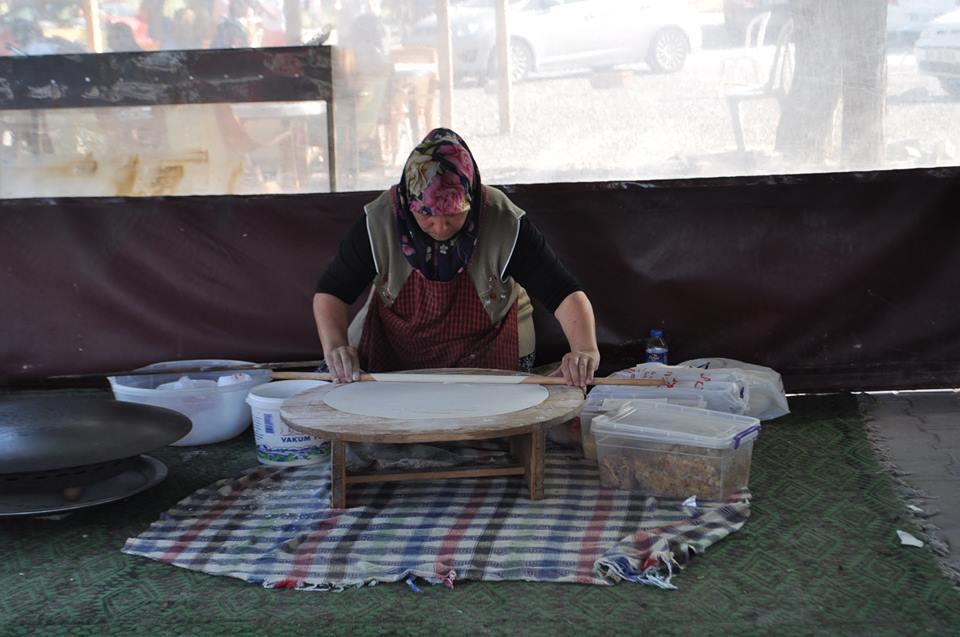 Kapadokya'da vazgeçilmez alternatifi; gözleme