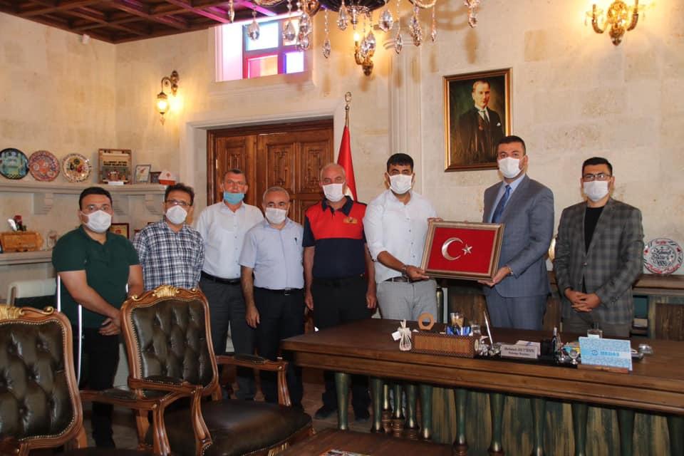 Ürgüp Belediyesinde toplu sözleşme imzalandı
