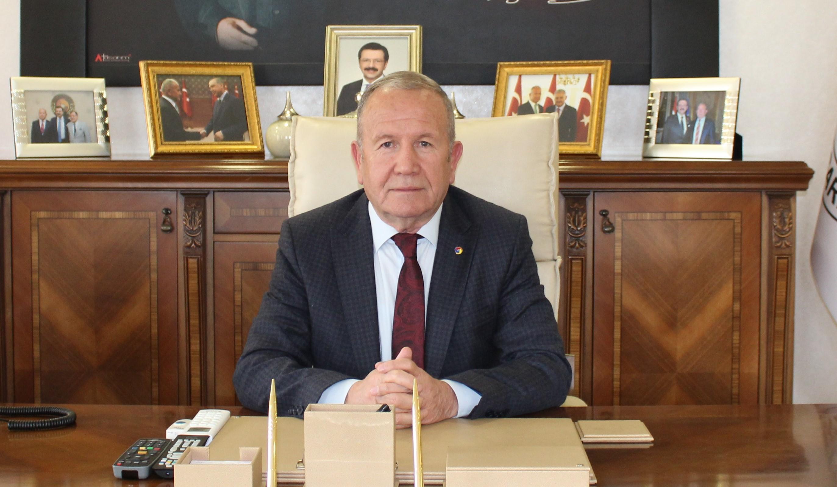 Başkan Salaş'dan Hicri yılbaşı kutlama mesajı - Havadis50 - Havadis50