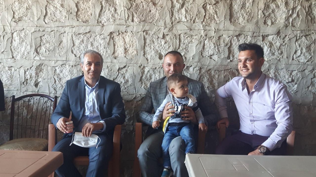 Ali Türker'ler buluştu