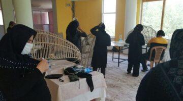 Kalaba'da hamak kursu açıldı