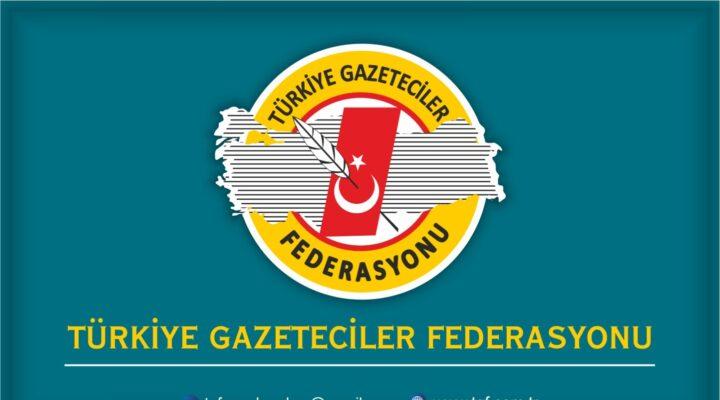 TGF; Ahlaksız Yunan basınını şiddetle kınıyoruz