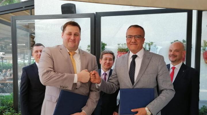 Kapadokya Üniversitesi ile Belarus Devlet Üniversitesi arasında işbirliği
