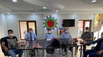 AHİKA destekledi, Niğde Elma üreticileri hibe kazandı