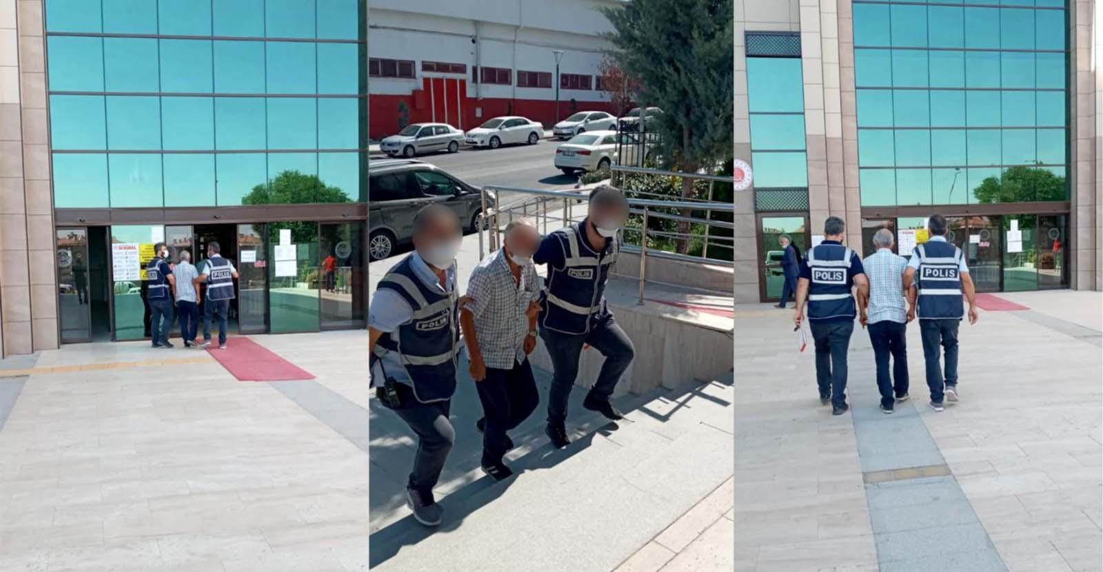 Nevşehir'de gasp zanlısı kıskıvrak yakalandı