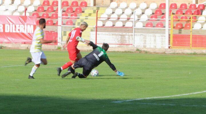 Nevşehir Belediyespor lige mağlubiyetle başladı