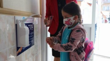 Nevşehir'de 1.sınıfa 4 bin 431 öğrenci başladı
