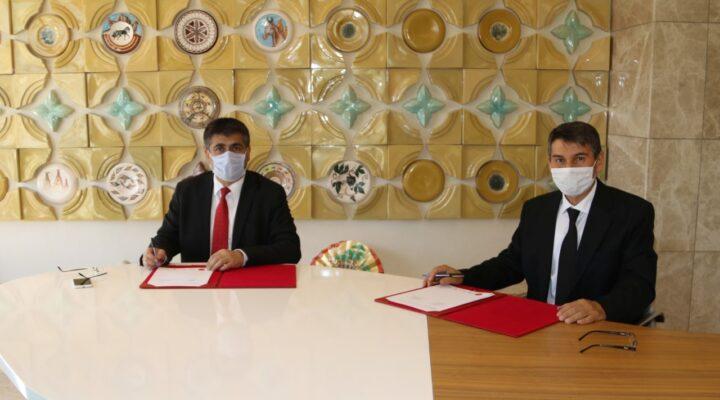 NEVÜ ve İŞKUR'dan 'İŞKUR Kampüs Hizmetleri' işbirliği protokolü