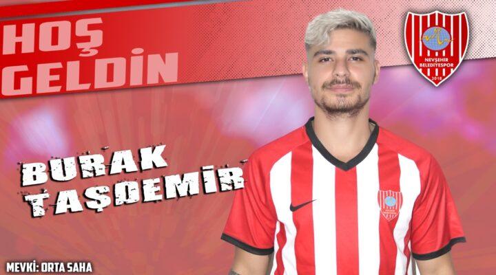 Taşdemir Nevşehir Belediyespor'da