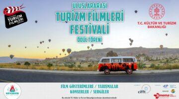 Uluslararası Turizm Filmleri Festivali ödül töreni bu akşam yapılacak