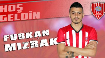Furkan  Mızrak Nevşehir Belediyespor'da