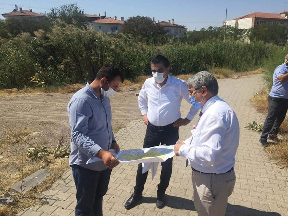Gülşehir'e yeni belediye binası