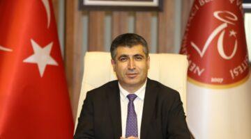 Rektör Aktekin'in '19 Eylül Gaziler Günü' mesajı