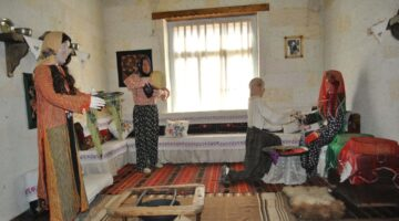Kapadokya'nın yerel gelenekleri yaşatılıyor