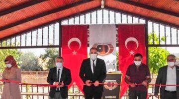Kaymaklı'da Kur'an tutan eller açılış programı yapıldı