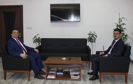 Başkan Kabukçuoğlu'dan Doksar'a ziyaret