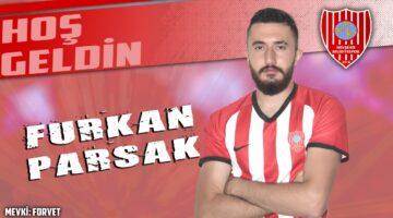 Furkan Parsak Nevşehir Belediyespor'da