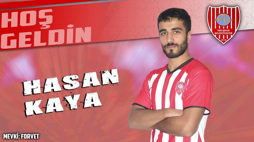 Nevşehir Belediyespor, Ankaragücü'nden Hasan Kaya'yı transfer etti