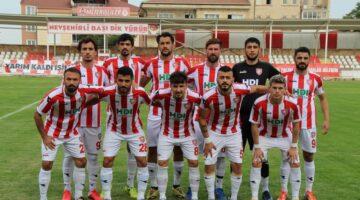 Nevşehir Belediyespor: 0 Diyarbekirspor A.Ş: 1
