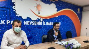 Başkan Yanar'dan Yiğitarslan'a teşekkür