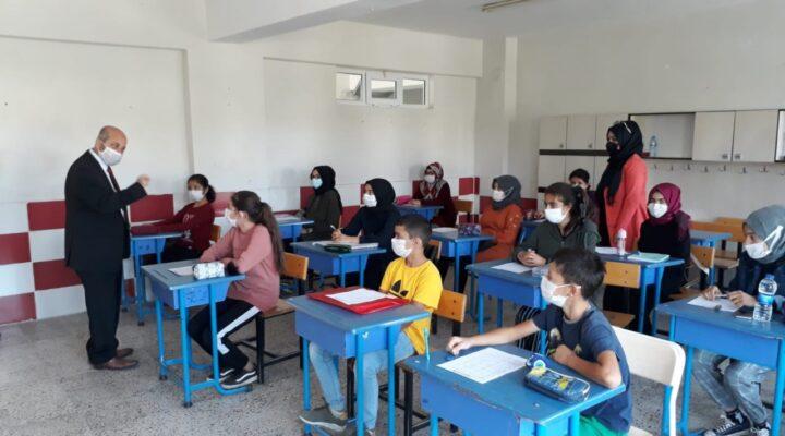 Derinkuyu'da destekleme ve yetiştirme kursları açıldı
