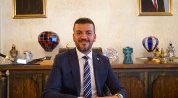 Başkan Aktürk'ten 'Dünya Gazeteciler Günü' kutlama mesajı