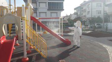 Gülşehir'de Korona ile mücadeleye devam