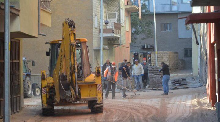Gülşehir'de 3 Mahallede birden çalışmalar sürdürülüyor