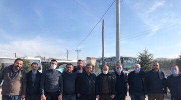 Nevşehir Ülkü Ocakları şoförleri unutmadı