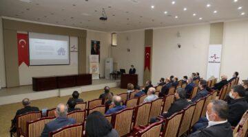Umuda Açılan Kapı Projesi Tanıtım Toplantısı yapıldı
