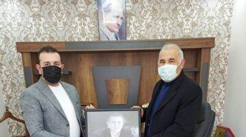 Pınarbaşı'dan Başkan Ergin'e hayırlı olsun ziyareti