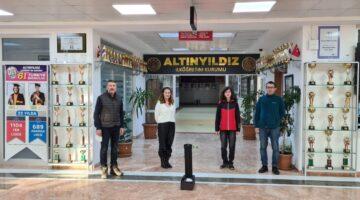 Altınyıldızlılar TÜBİTAK Türkiye Finallerinde