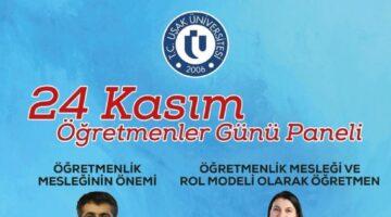 NEVÜ Rektörü Aktekin  '24 Kasım Öğretmenler Günü' Paneline katılacak