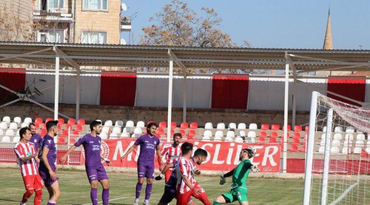 Nevşehir Belediyespor'dan Artvin Hopaspor'a farklı tarife