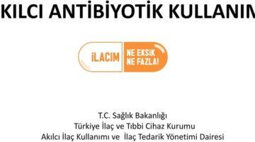 5. Akılcı antibiyotik kullanımı ve farkındalık sempozyumu