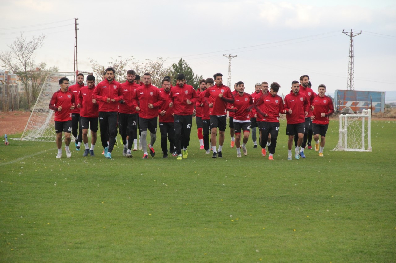 Nevşehir Belediyespor Buca'ya hazırlanıyor