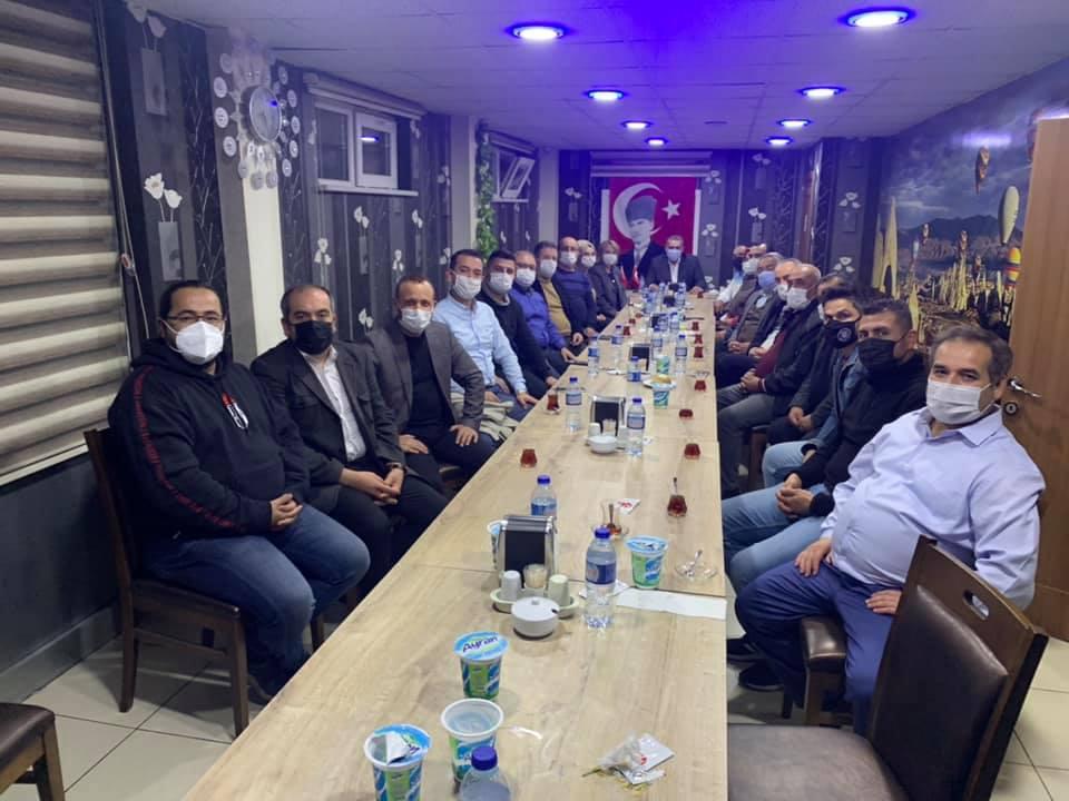 Milliyetçi Hareket Partisi yönetim kurulu toplandı