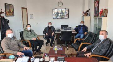 Milli Eğitim Müdürü Murat Demir'den Altınyıldız ziyareti