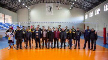 Başkan Altınsoy'dan Ürgüp Spor'a tam destek