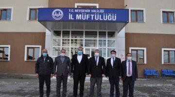 MHP'den il müftülüğüne ziyaret