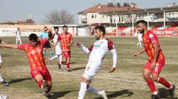 Nevşehir Belediyespor: 0 Edirne Belediyespor:0