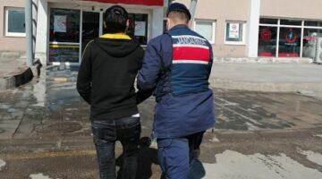 Nevşehir'de 2 yıl 6 ay hapis cezası ile aranan şahıs yakalandı